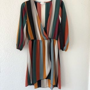 Miley +Molly Cute colorful dress  size Large